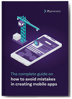 Ebook - The complete guide on how to avoid mistakes in creating mobile apps