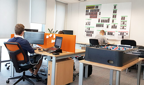 ITgenerator team