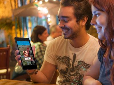 QuoVadis –  an entertainment app