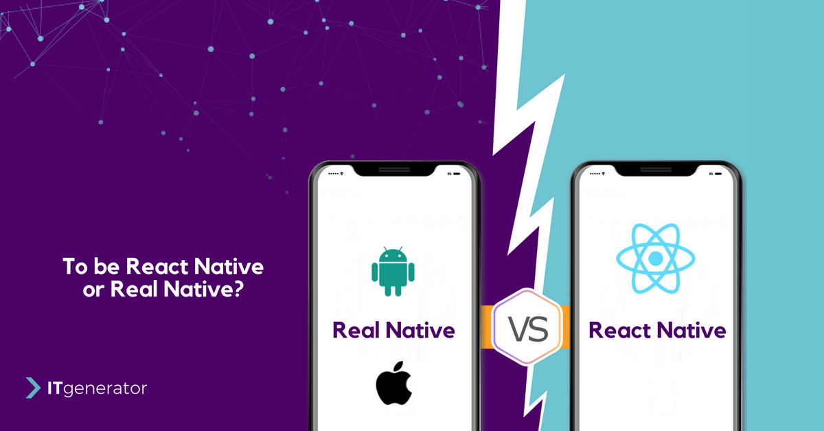 To be React Native or Real Native - that is the question for