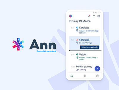 Ann – A health management application