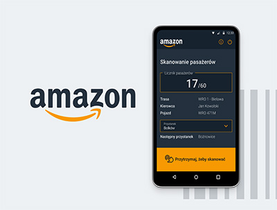 Amazon Bus Tool – Transport monitoring and optimisation