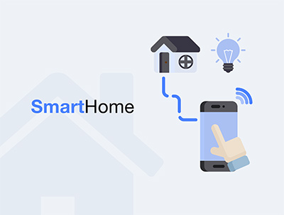 SmartHome – Home control application